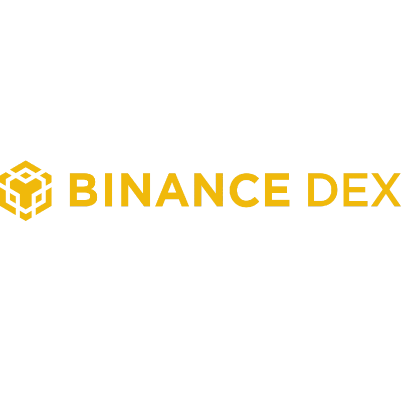 Binance DEX Crypto Exchange Logo