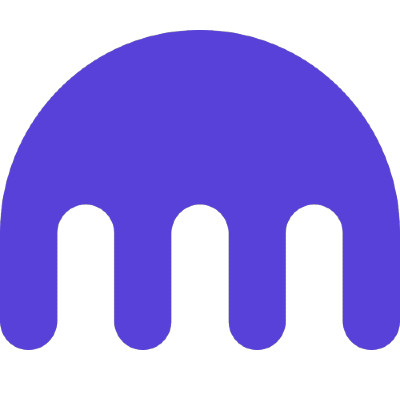 Kraken  Crypto Exchange Logo