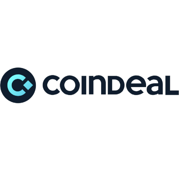 Coindeal Crypto Exchange Logo