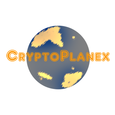 Cryptoplanex  Crypto Exchange Logo