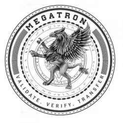 MegaTron by Genesis Decoded logo