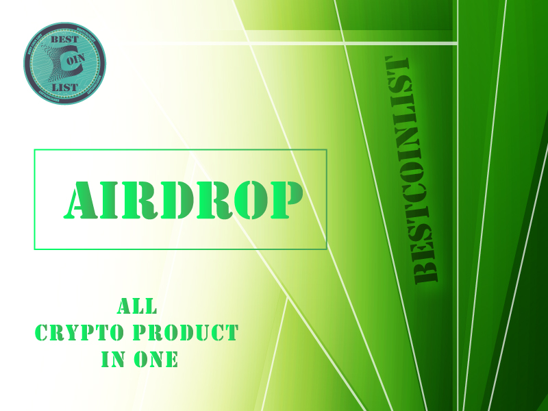 BestCoinList offers smart crypto platform Containing best Crypto Airdrops List!