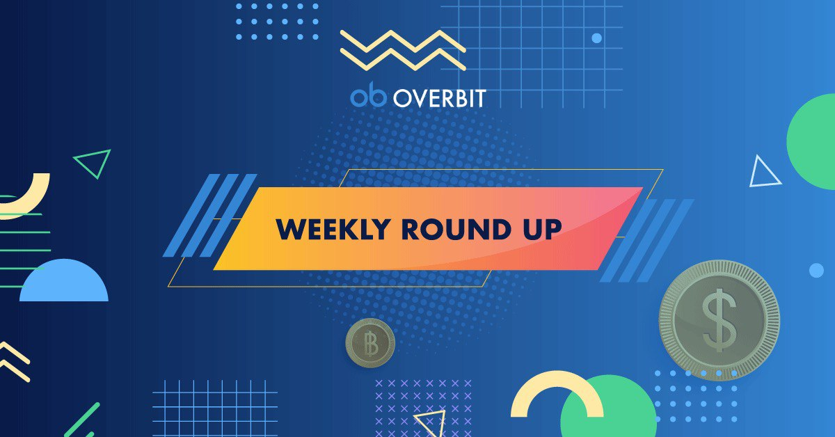 Weekly Round Up: 17/10/20