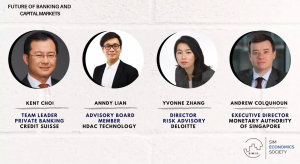 "Anndy Lian Highlighted ""CBDCs complement and not replace cash. Cryptocurrency recreates the future of finance"" at Economics Summit 2020"