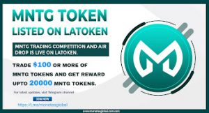 MNTG Token and its listing on LaToken